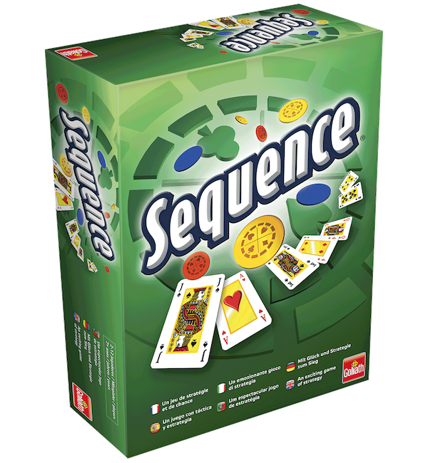 Sequence Green Pack 3D