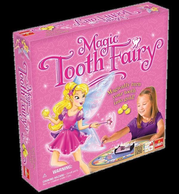 Magic Tooth Fairy