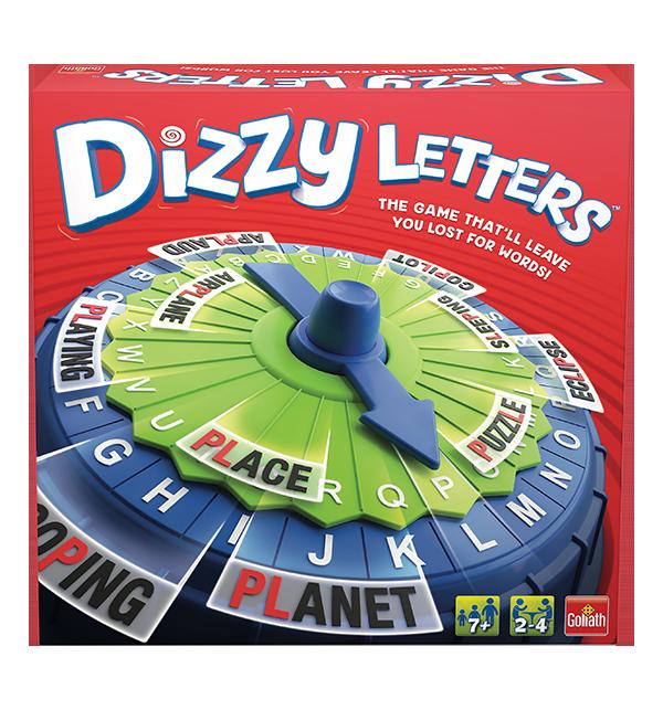 Dizzy Letter Disc